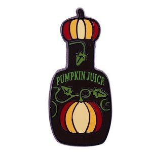 Harry Potter Pumpkin Juice Enamel Pin